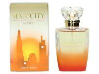 Sex and the City Sunset Eau de Toilette Spray for Woman 100 ml