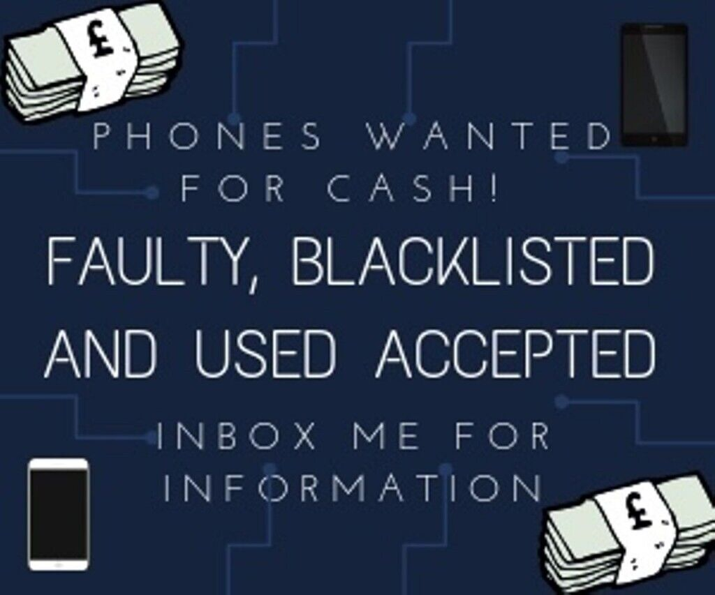 Wanted For Cash Faulty Phones Apple iPhone X XR XS Max 11