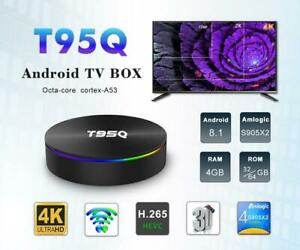 NEW ANDROID TV 8.1 ULTRA 4K S905X2 4GB/64GB MODELS AVOV/BUZZ TV/MAG324W2 $100 TO $150 IPTV KODI 18 TERRARIUM TV