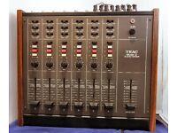 Teac Mod 2 audio mixer