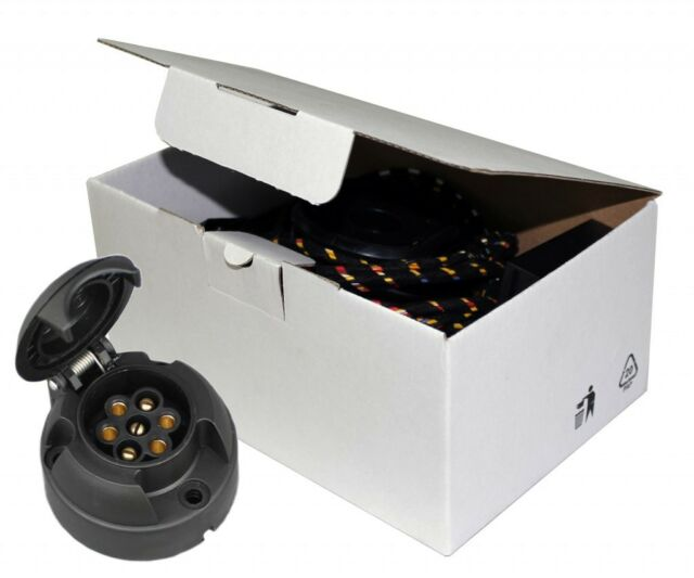 Towbar Electrics For Ford Focus 3 III Estate / Est 2011 On 7 Pin Wiring Kit