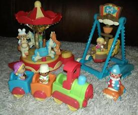 Happyland elc toys bundle