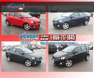 2016 Chevrolet Sonic LT* Multiple Colors Available* Sunroof* Hea