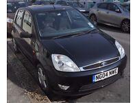 Ford Fiesta Zetec, 2004, 1.4 petrol, perfect first car or run around