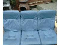 3 seater with 2 chairs conservatory sofa