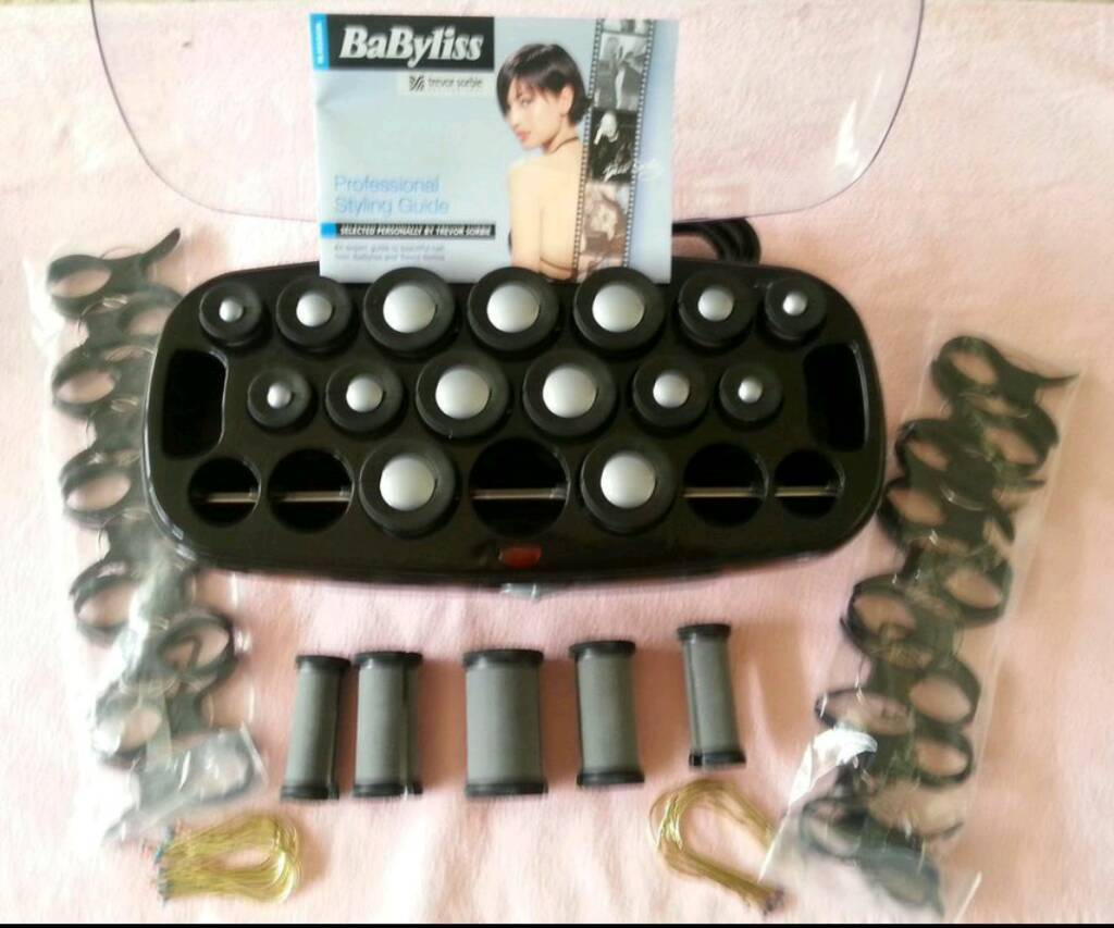 Babylis by Trevor Sorbie Rollers - New