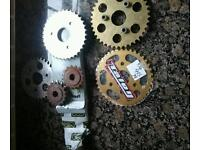 Honda rs 125 chain and sprockets