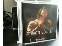 David Bowie storytellers cd/dvd