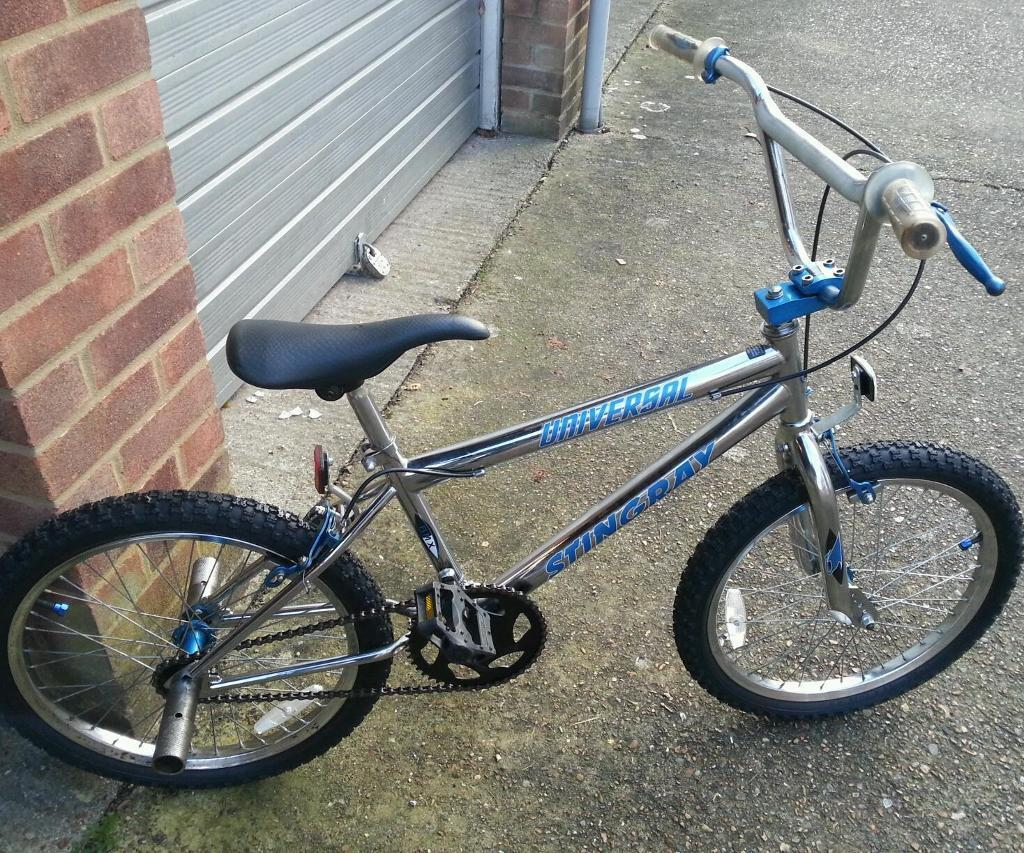 Universal Stingray Bmx In Worthing West Sussex Gumtree