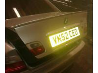 Bmw e46 sport coupe boot lid