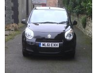 SUZUKI ALTO SZ2 LATE 2011 VERY LOW MILEAGE 15000