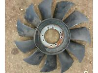 Radiator cooling fan for Iveco daily