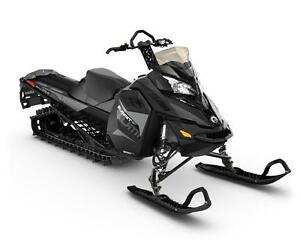 2017 Ski-Doo SUMMIT SP POWDER MAX 2.5 154 600HO E-TEC