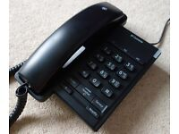 BT Converse 2100 Corded Phone. Hardly Used & Excellent Condition. Black.