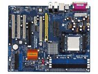 Asrock 939 + AMD athlon dual core cpu