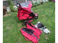 Phil & Ted e3 pushchair