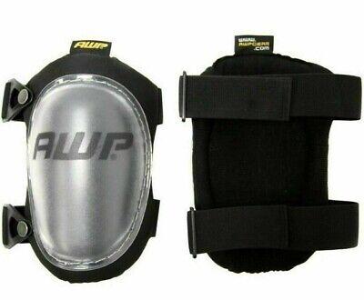 AWP Nylon-Cap Hard Shell Contoured Cap Knee Pads 51272 1L-322-1 Contour Knee Pads