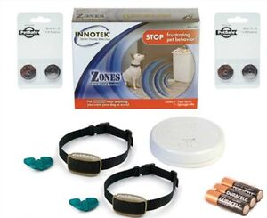 Pawz-Away-ZND-1200-Wireless-Indoor-2-Dog-Zone-Barrier-Pet-Fence-Petsafe-RFA-377