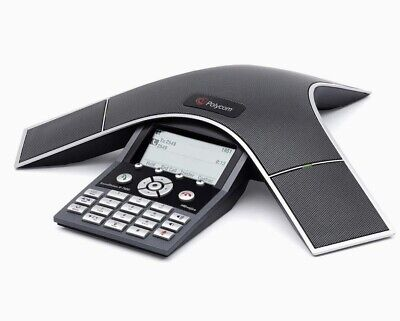 Polycom Soundstation Ip 7000 Meeting Conference Phone Poe Lightly Used Voip Phon