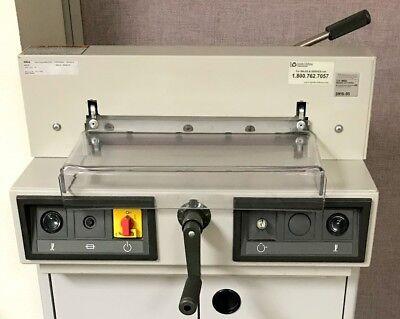 Triumph Ideal 3915-95 Semi-automatic Paper Cutter