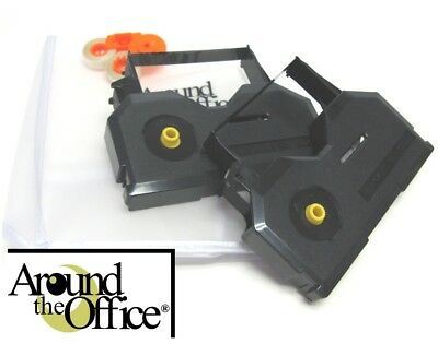 Swintec 8014 Ksr...2 Typewriter Ribbons And 2 Lift Off Tapes