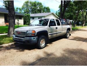 2006 Chevy 2500hd welding rig