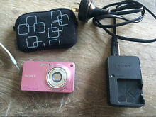 Sony Cyber-shot w350 with charger and case New Town Hobart City Preview