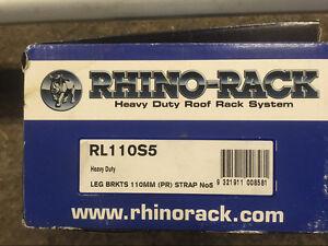 Rhino Racks gutter mount Lilydale Launceston Area Preview