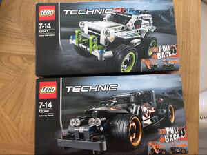Brand new Lego 42046  TECHNIC42047 Ryde Ryde Area Preview