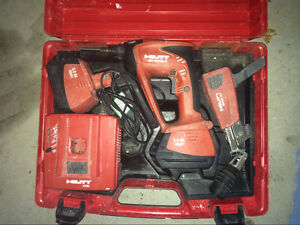 Hilti Collated Screw Gun Yamba Clarence Valley Preview