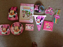 Minni mouse party set Eden Hill Bassendean Area Preview