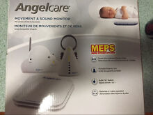 Angelcare Movement and Sound Monitor Newtown Ipswich City Preview