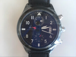 IWC Replica Men's Watch South Brisbane Brisbane South West Preview