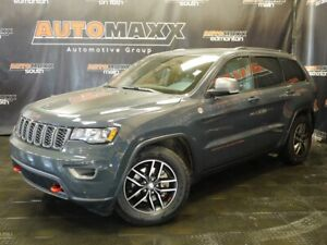 2018 Jeep Grand Cherokee Trailhawk! Leather-Roof-Nav!