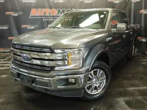 2018 Ford F-150 LARIAT! Leather!
