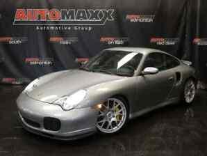 2005 Porsche 911 Turbo S!