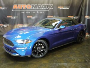 2018 Ford Mustang Ecoboost Premium Convertible! Leather-Nav!