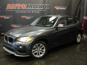 2015 BMW X1 xDrive28i w/Leather/Pano Roof!