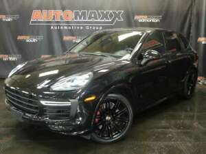 2016 Porsche Cayenne GTS! Loaded!
