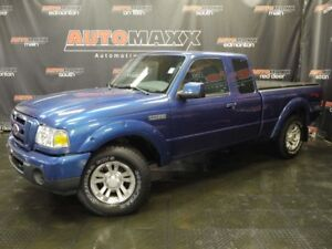 2010 Ford Ranger Sport Super Cab 4x4! Very Low Mileage!!