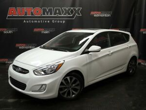 2017 Hyundai Accent SE w/Sunroof!