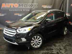 2018 Ford Escape Titanium! Loaded!!