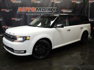 2019 Ford Flex Limited AWD! Loaded!