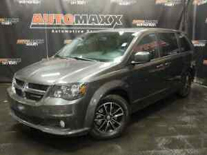 2018 Dodge Grand Caravan GT! Leather!
