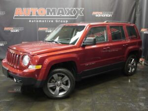 2015 Jeep Patriot High Altitude w/Leather/Sunroof!