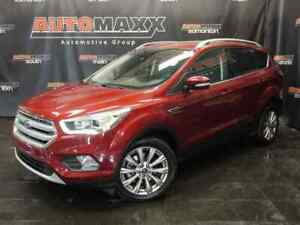 2017 Ford Escape Titanium! Loaded!!