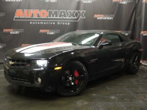 2011 Chevrolet Camaro 2LT w/Leather!
