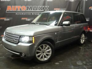 2012 Land Rover Range Rover Supercharged! Loaded!!