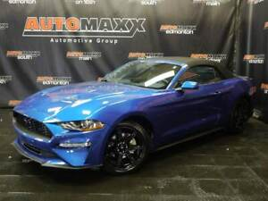 2018 Ford Mustang EcoBoost Premium! Loaded!!