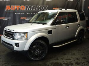 2016 Land Rover LR4 HSE 3.0L Super Charged!
